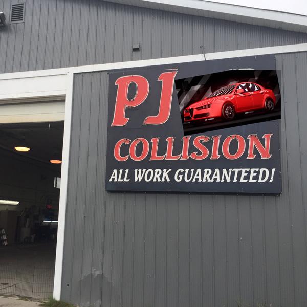 PJ Collision